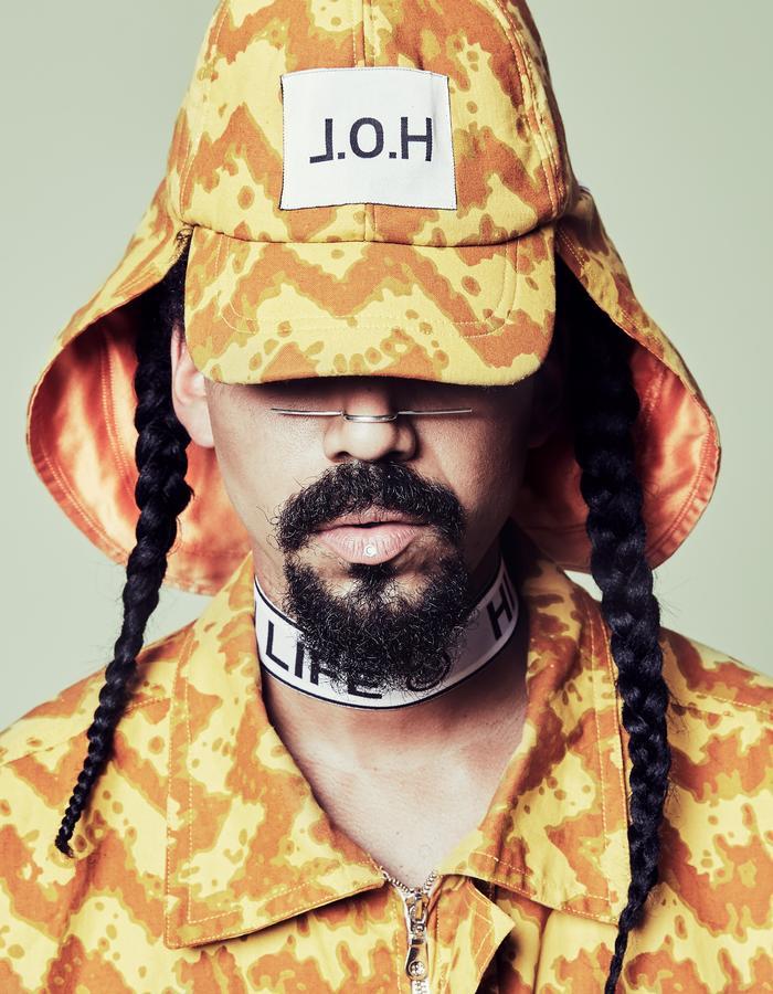 H.O.L CAMO CAP