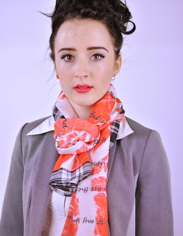 SHANDANA - Poetry in Silk. Luxury Scarf Collection