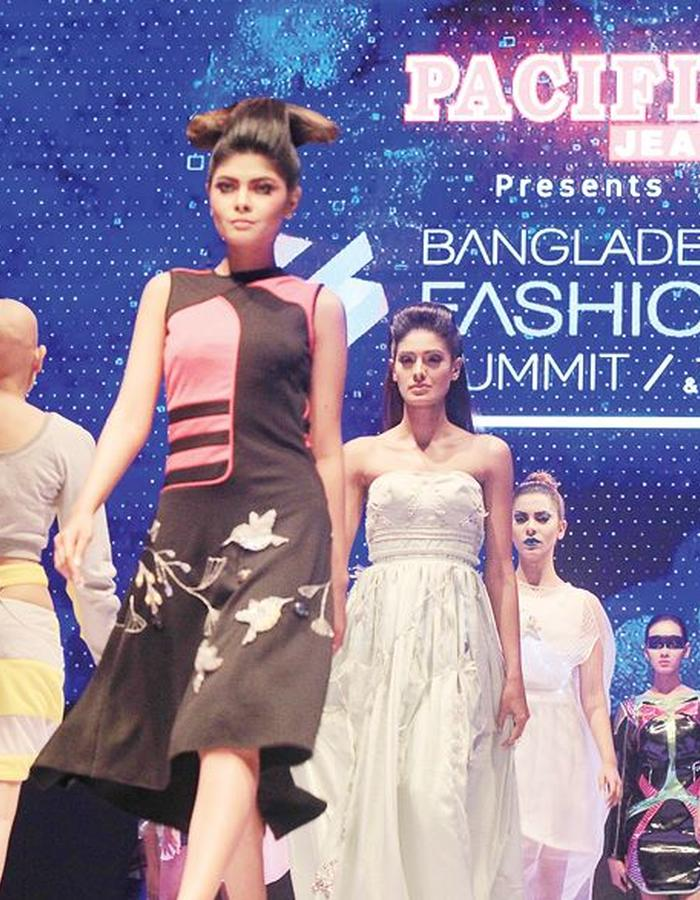 Our collection during Bangladesh Fashionology summit.