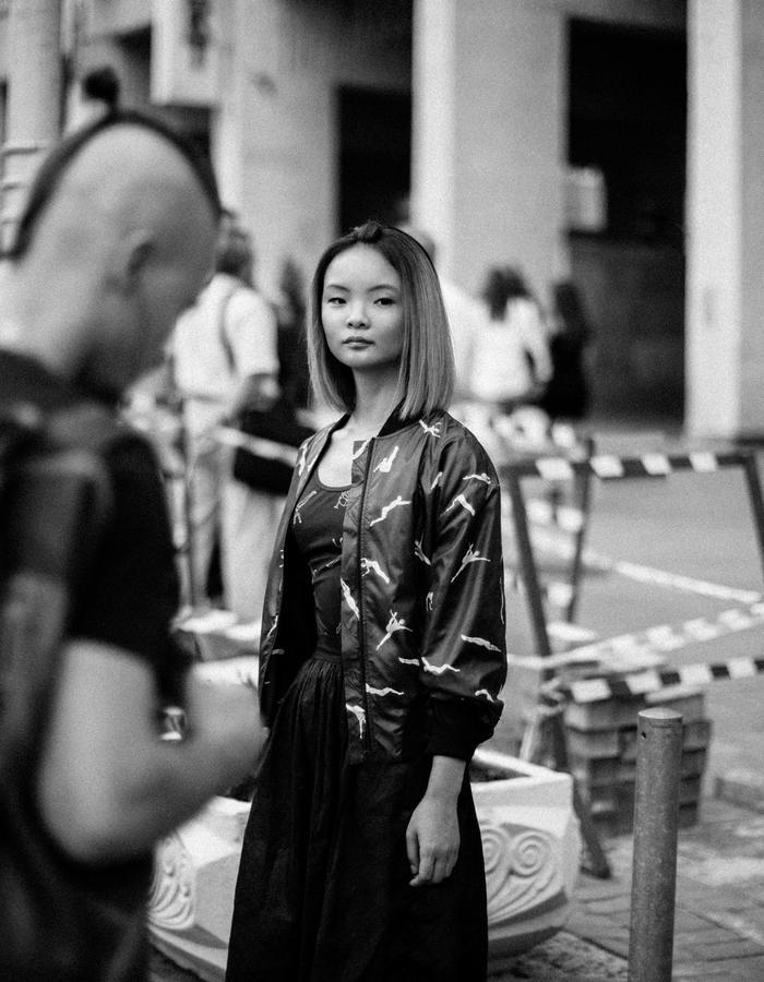 FINCH SS 18 street shooting by Sasha Ptaag