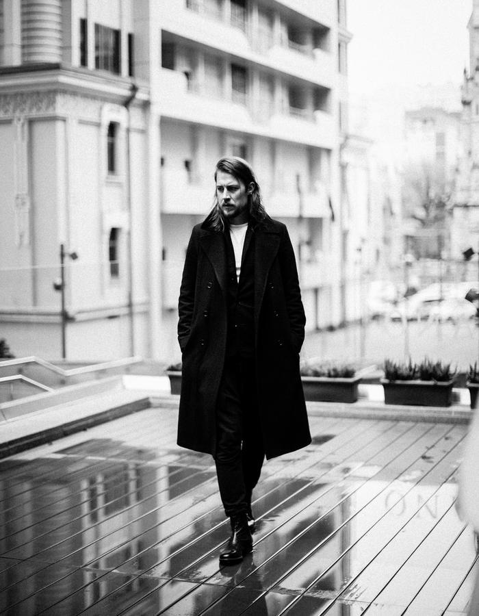 FINCH SS 18 street shooting by Sasha Ptaag, featuring Maksym Holu