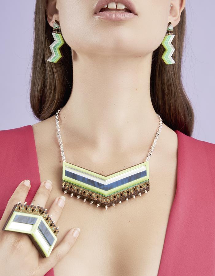 Anisha Parmar London Tribal Pop Collection