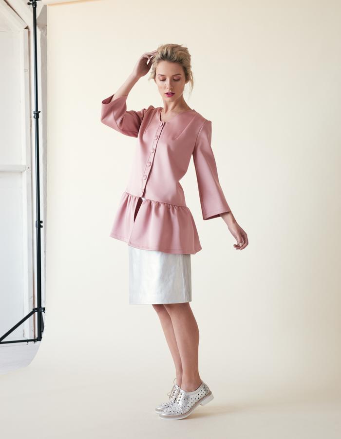 Manley /// Ailsa Coat & Parker Skirt