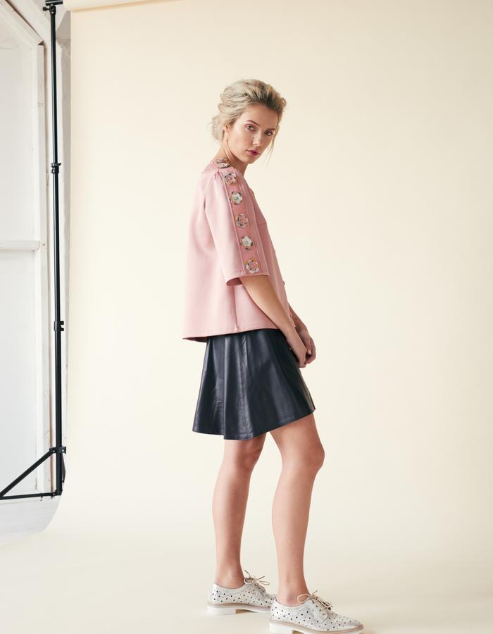 Manley /// Tabby Jacket & Tabby Shorts
