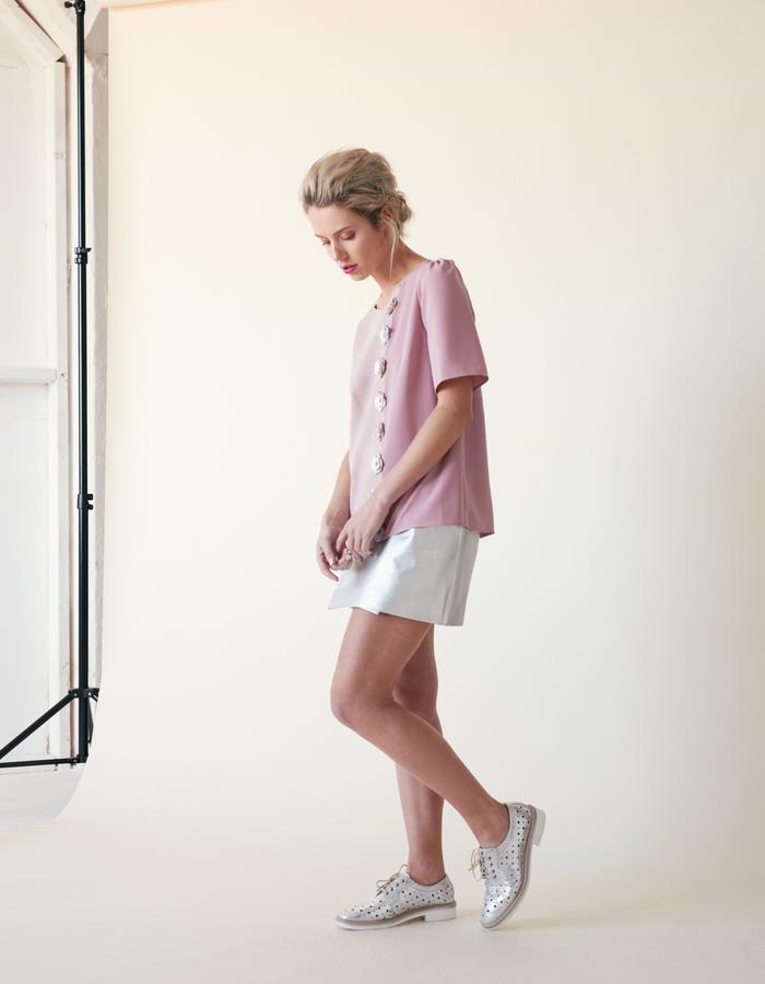 Manley /// Tabby Top & Parker Mini Skirt