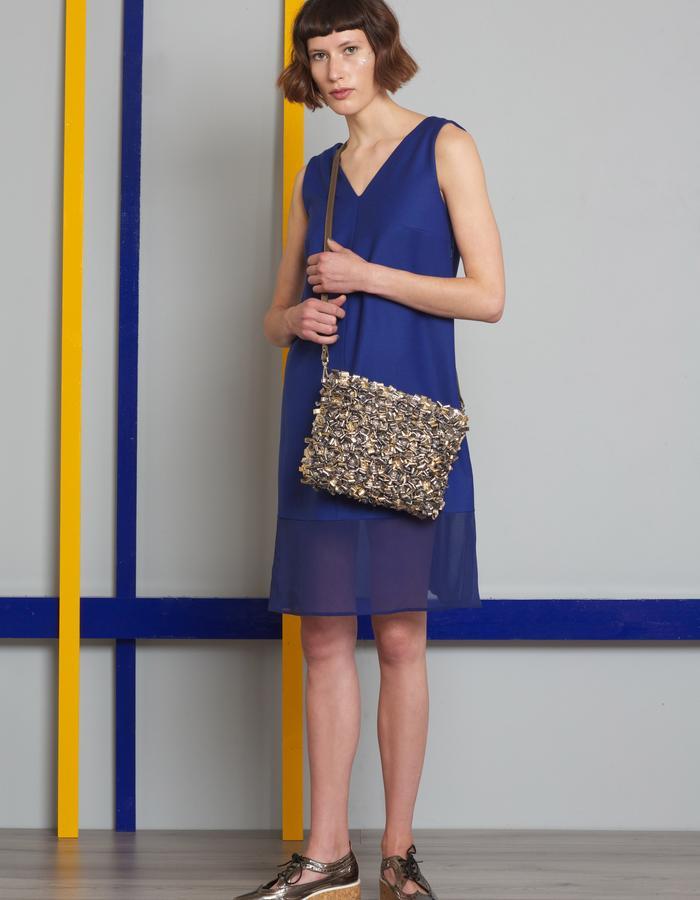Manley AW16 /// Maisey Dress & Maisey Bag