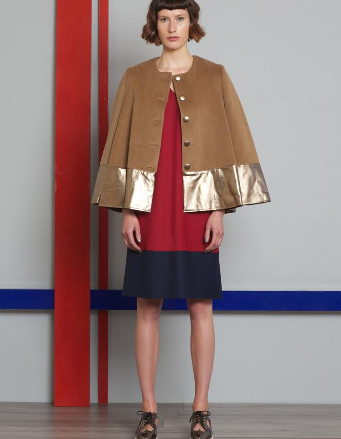 Manley AW16 /// Paige Dress & Harper Coat