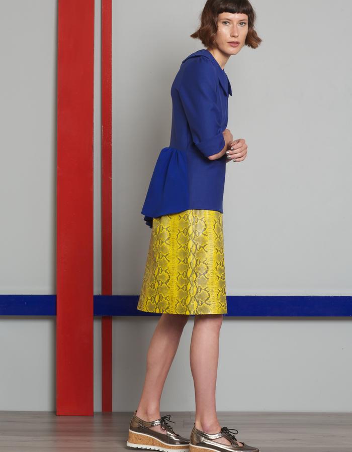 Manley AW16 /// Skyler Jumper & Skyler Skirt