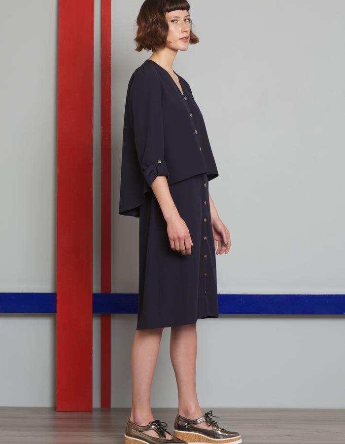 Manley AW16 /// Theo Dress