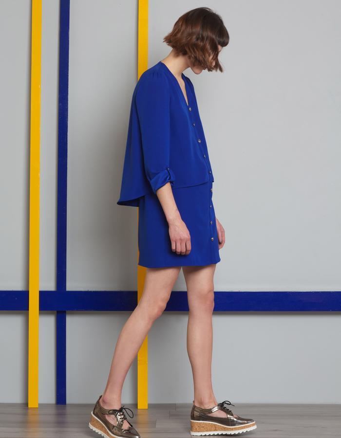 Manley AW16 /// Theo Mini Dress