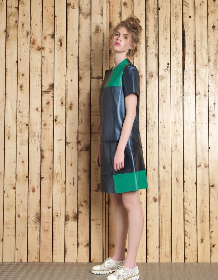 Manley SS16 /// Boxter Tee & Boxter Skirt