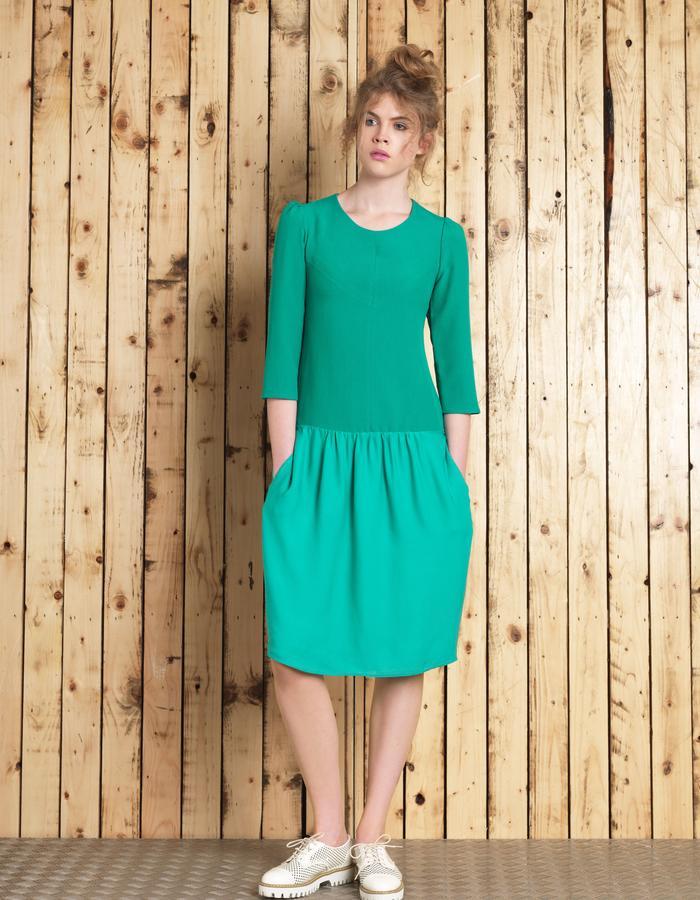 Manley SS16 /// Cara Dress