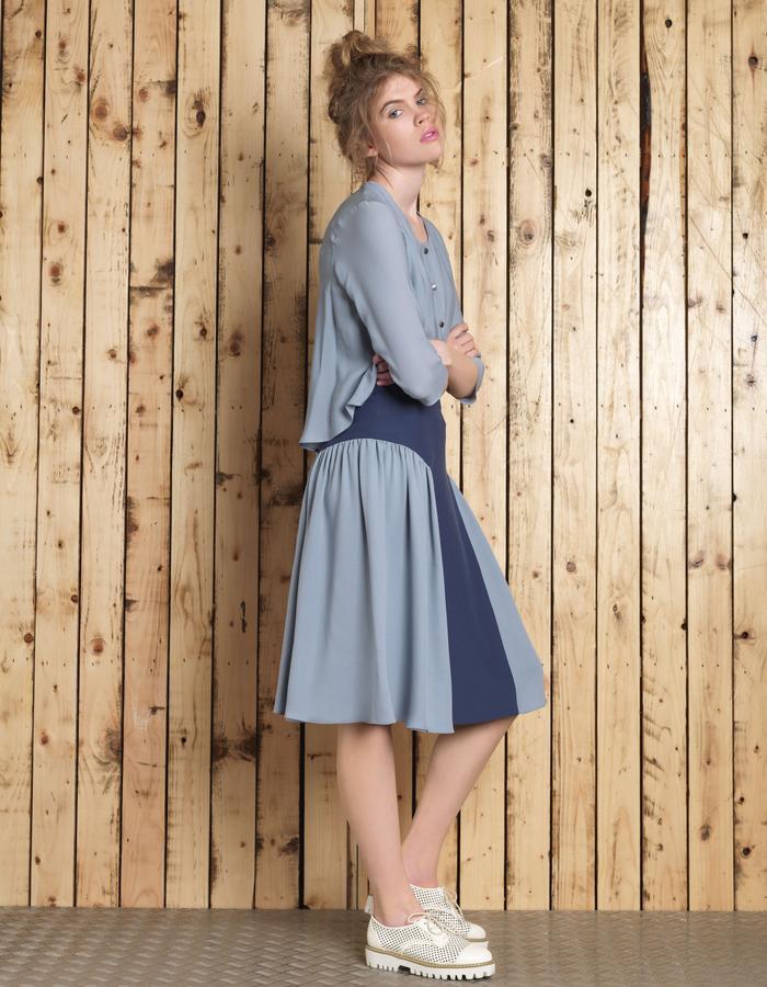 Manley SS16 /// Cara Shirt & Cori Skirt