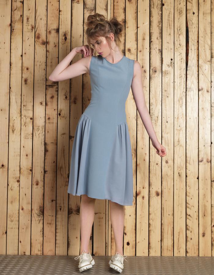 Manley SS16 /// Cori Dress