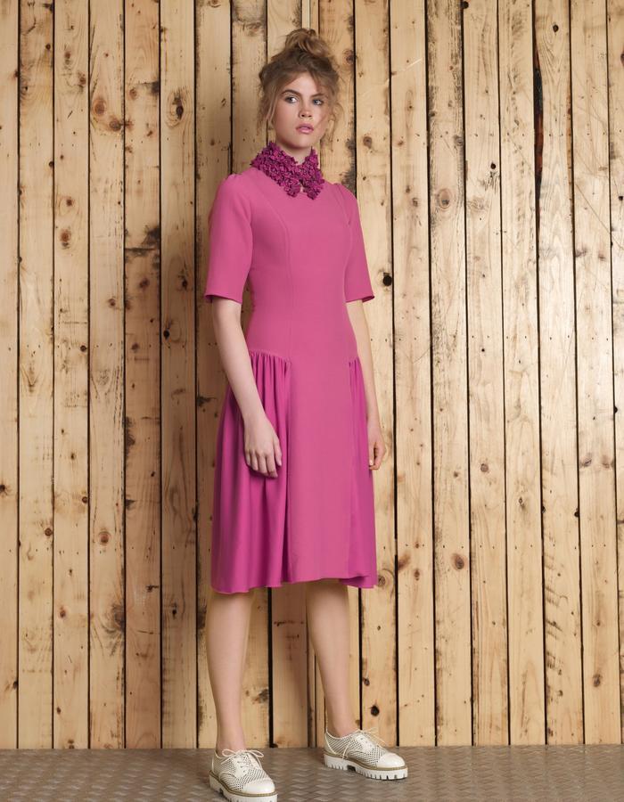 Manley SS16 /// Cori Dress & Cara Collar