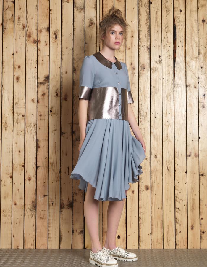 Manley SS16 /// Cori Shirt & Cara Skirt