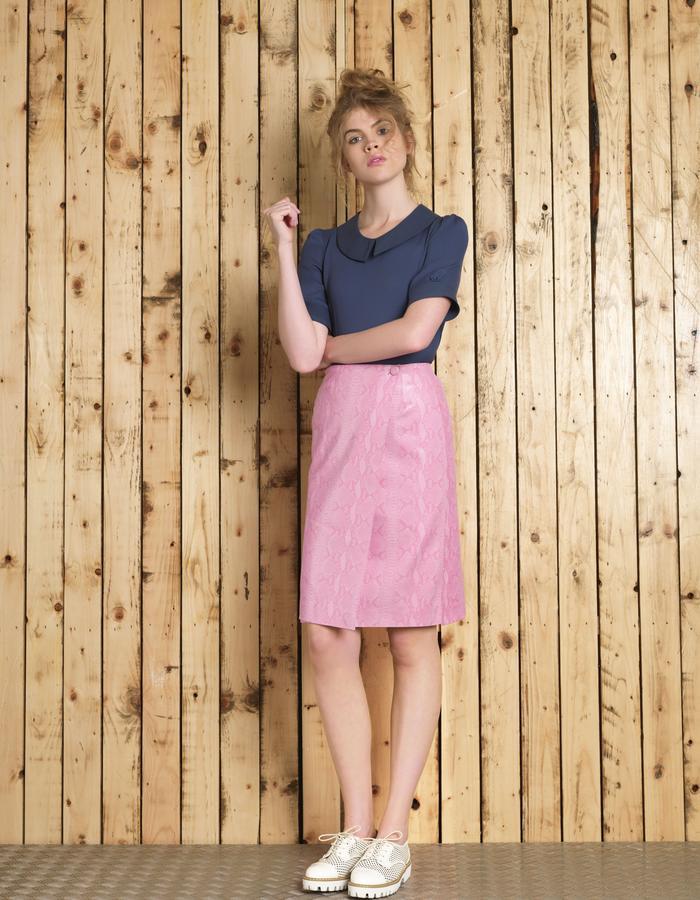 Manley SS16 /// Cori Tee & Skyler Skirt