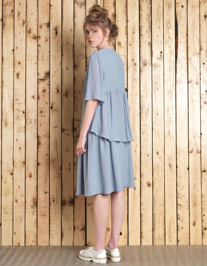 Manley SS16 /// Lana Shirt & Cara Skirt