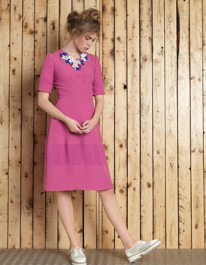 Manley SS16 /// Lana Dress & Cori Necklace