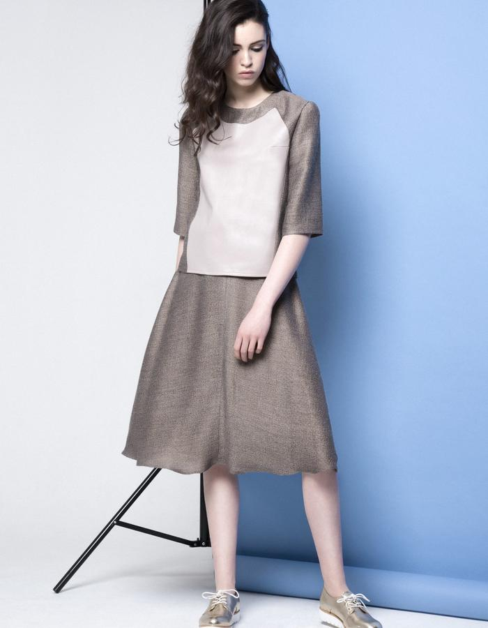 Manley AW15 /// Carly Top & Carly Skirt