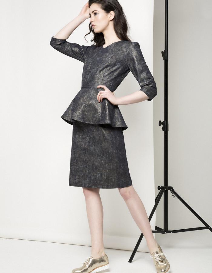 Manley AW15 ///Lexi Dress