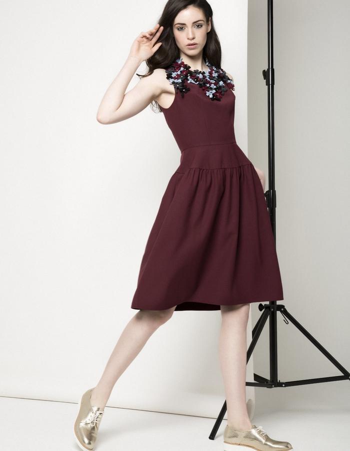 Manley AW15 ///  Maya Dress
