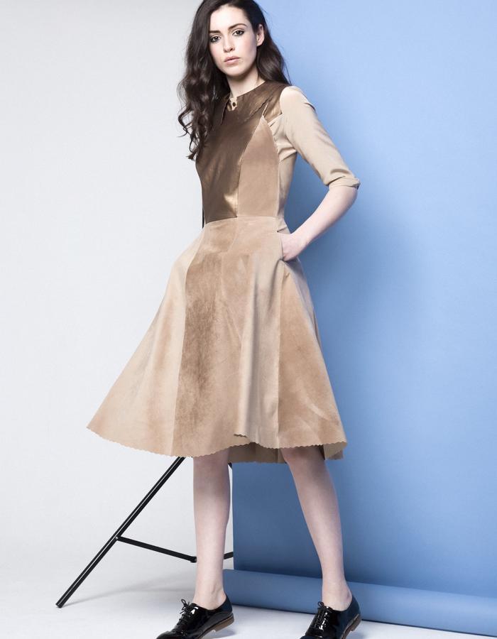 Manley AW15 ///  Maya Shirt & Carly Dress