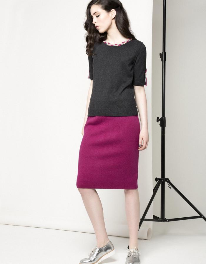 Manley AW15 ///  Robin Tee & Robin Skirt