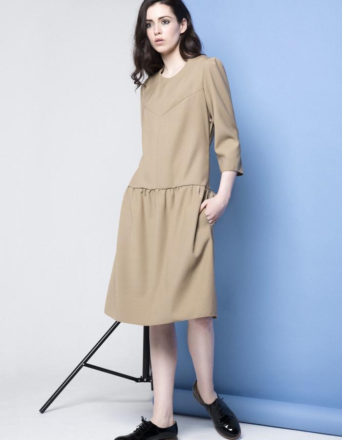 Manley AW15 /// Robin Dress
