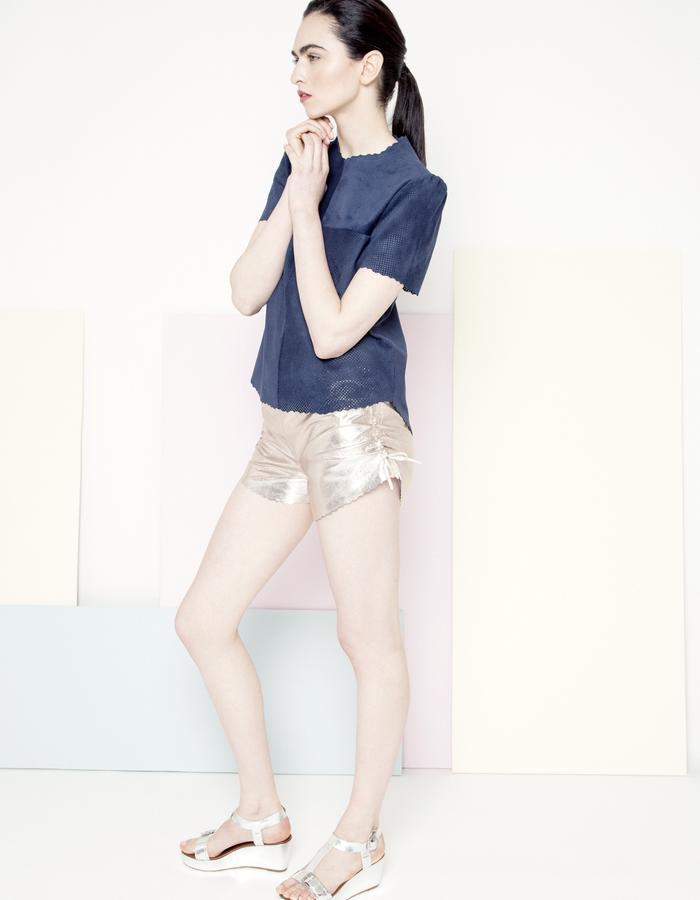 Manley SS15 /// Mila Tee & Mila Shorts