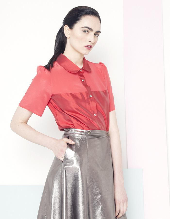 Manley SS15 /// Piper Shirt & Sian Skirt