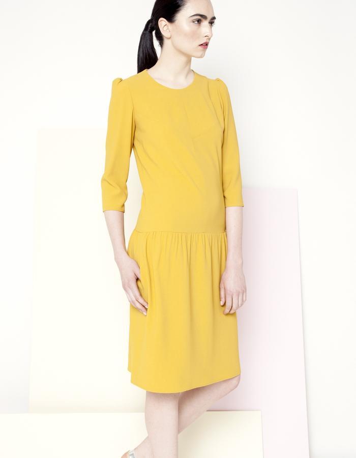 Manley SS15 /// Sian Dress