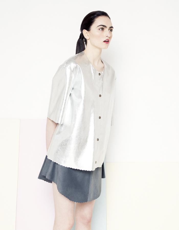 Manley SS15 /// Sian Coat & Mila Skirt