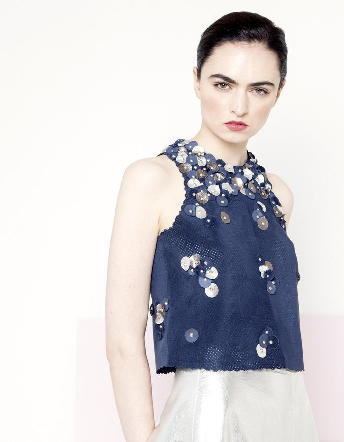 Manley SS15 /// Piper Crop