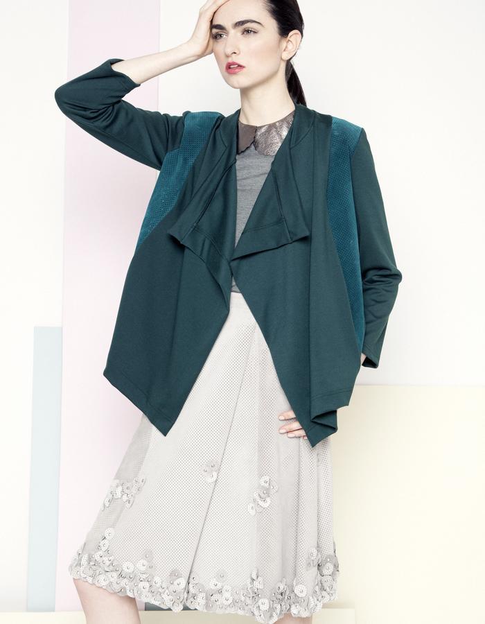 Manley SS15 /// Sian Tee & Sian Skirt