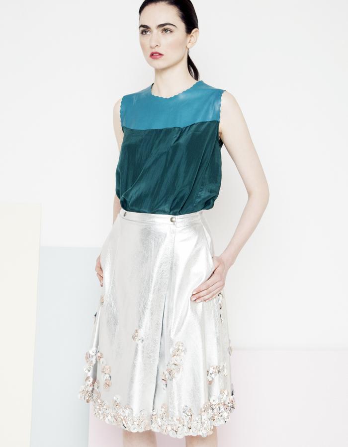 Manley SS15 /// Sian Top & Sian Skirt