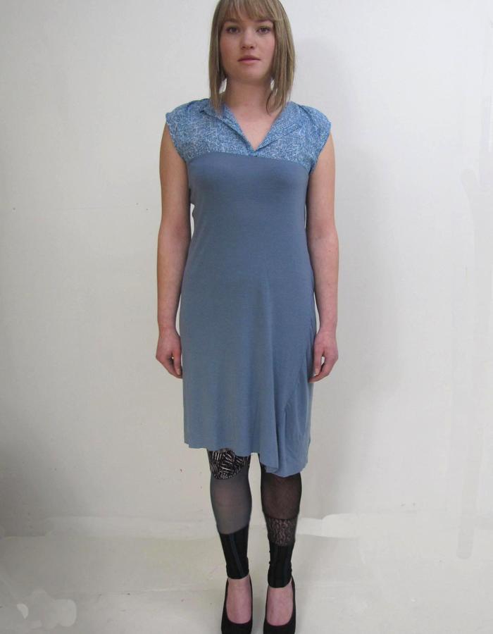 Merino, Silk dress