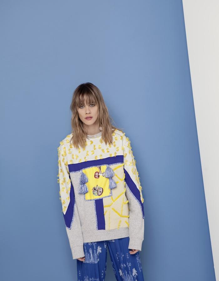 LUIGI VECCIA SPRING SUMMER 2018 Styling by Eva Geraldine Fontanelli