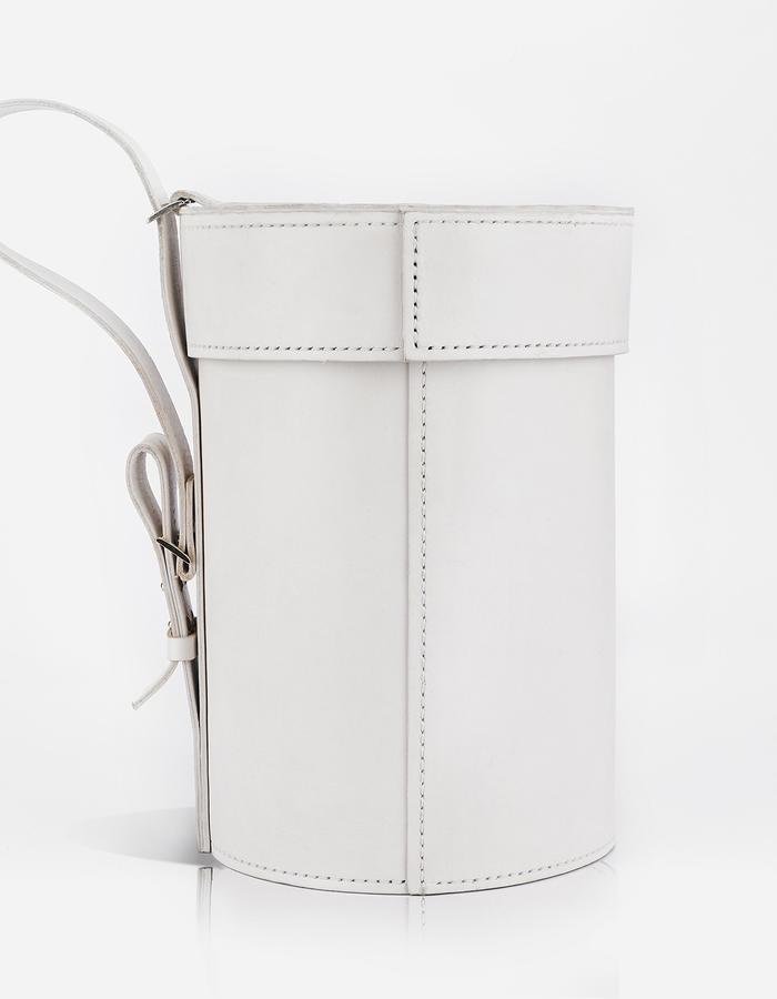 leatherlikewood /  Tube Backpack