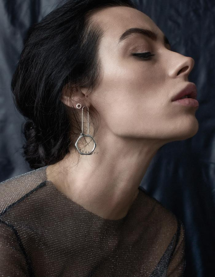 mellow by melita rus earrings