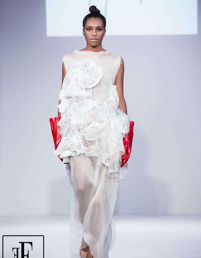 Model: Kiane Ashman Swaby