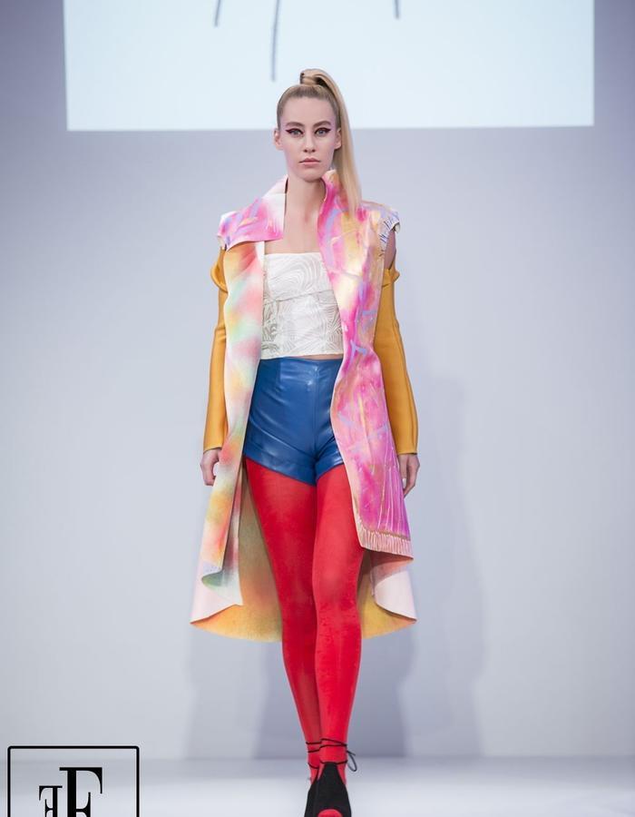 Model: Magda Swider