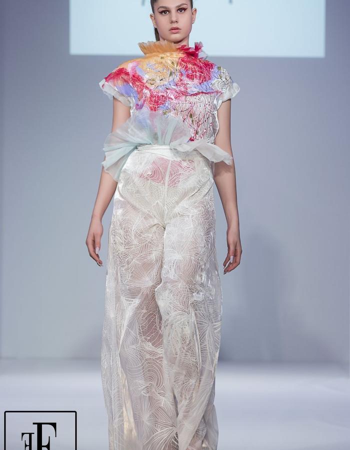 Model:  Cerys Wrigley- Moss