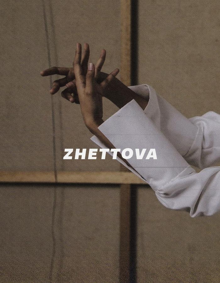 ZHETTOVA Studio SS 2018