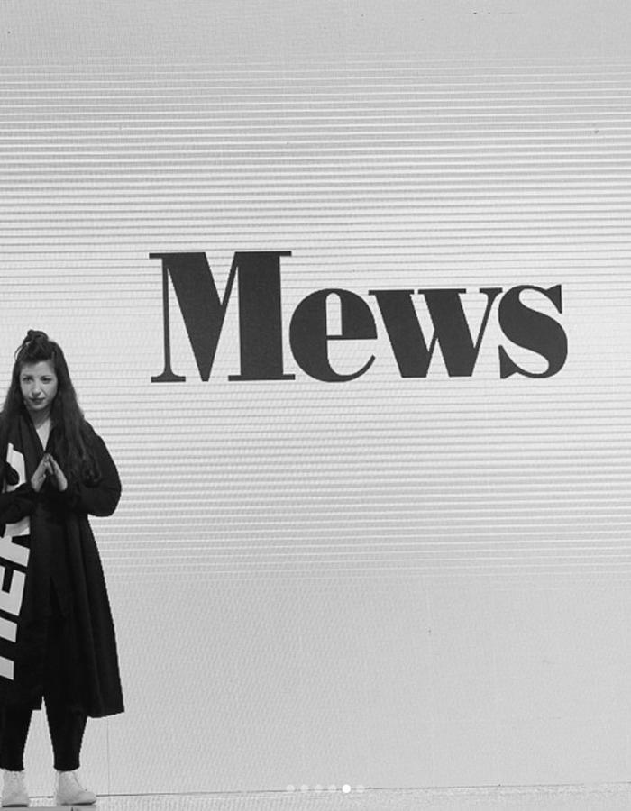 MEWS BY GAL SHENFELD SPRING 2018