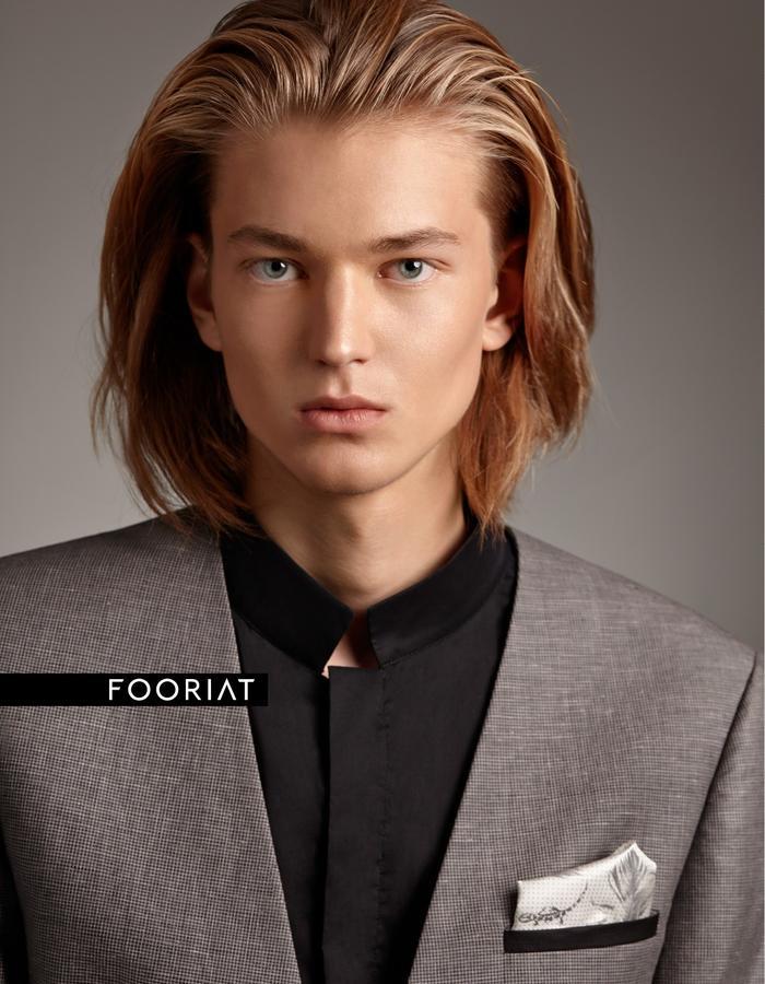 FOORIAT jacket + pocket square LIZARDS
