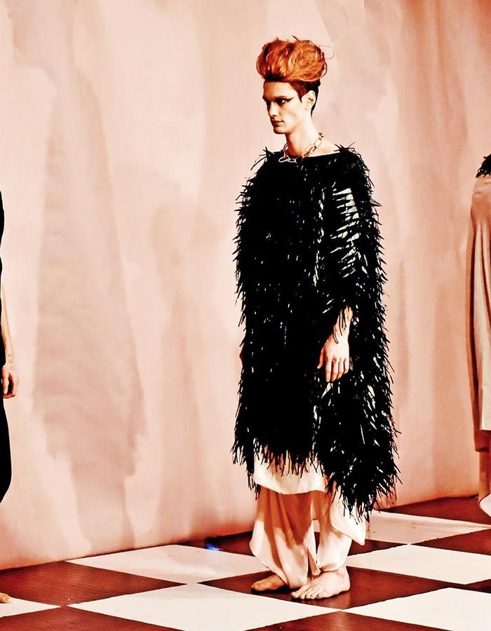 Limited edition high end collection - F/W 18 Isabelle Donola - NYFW - En-route to Paradise - Part 2