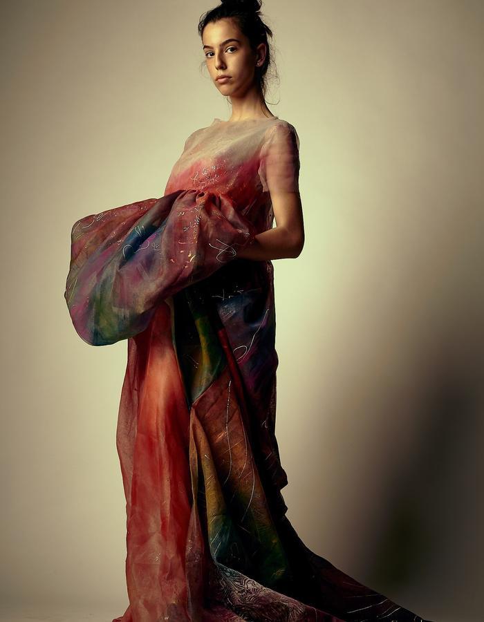 Design: Tijana Todorovic Photo: Marta Garcevic model: Ksenija Popovic