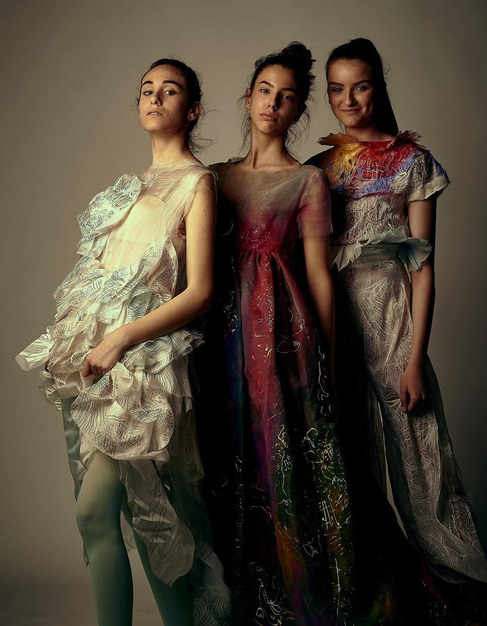 Design: Tijana Todorovic Photo: Marta Garcevic Models: Xenija, Sara, Marija
