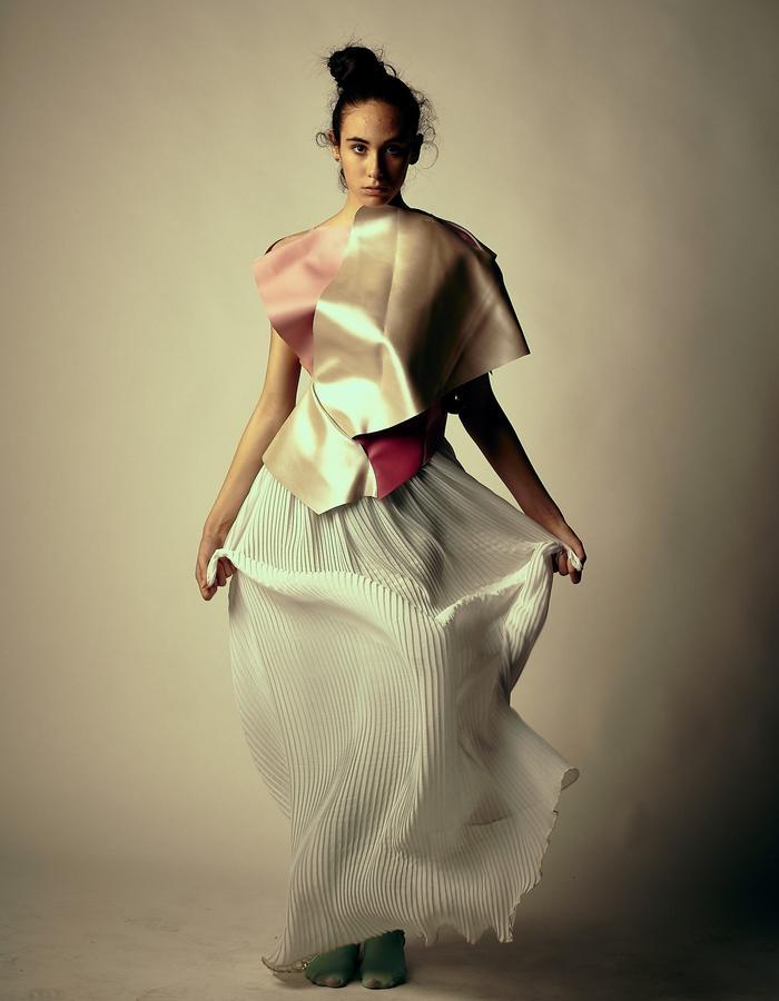 Design: Tijana Todorovic Photo: Marta Garcevic Model: Sara Ilincic